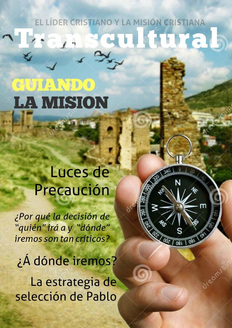 GUIANDO LA MISIÓN volumen 1