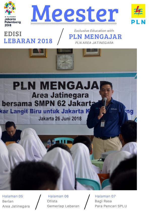 Meester Jatinegara Edisi Khusus Lebaran 2018
