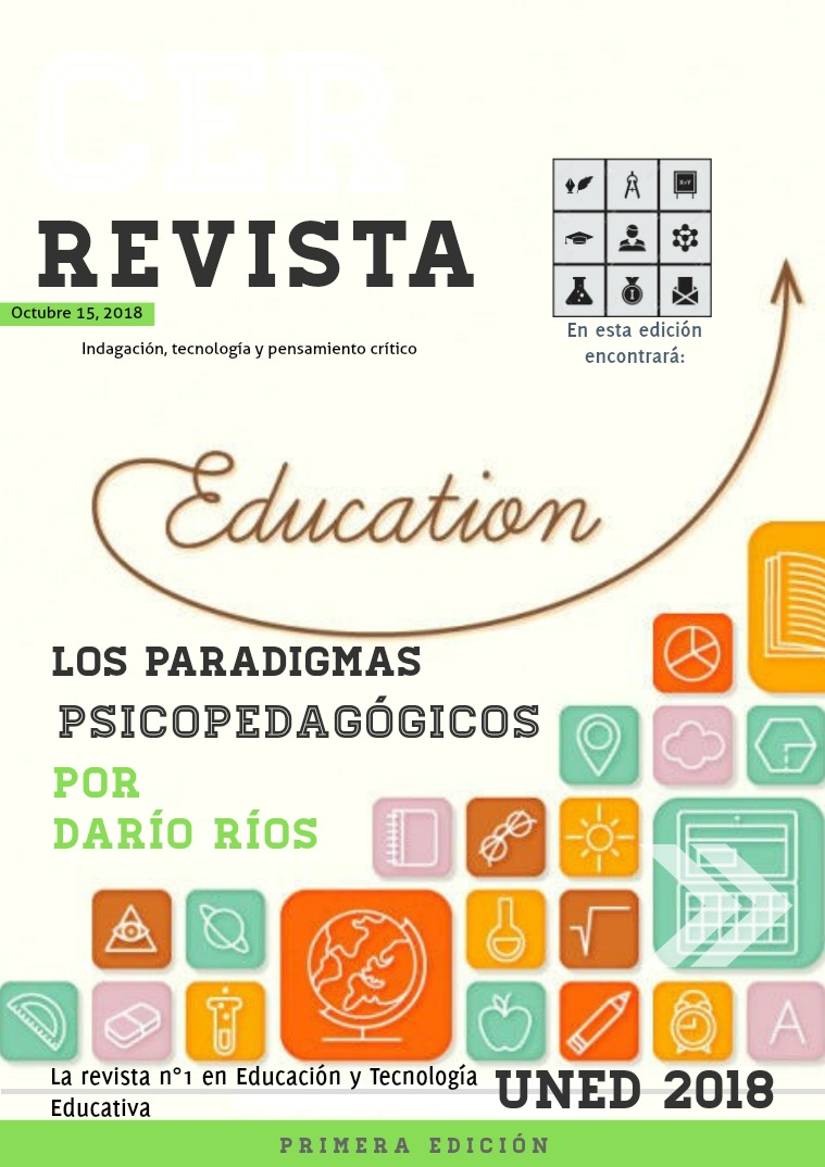 Revista Education Oct 15 Revista Educación primera Edición