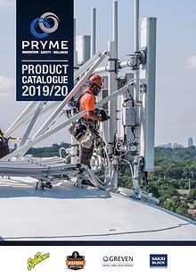 Pryme Catalogue 2019/20