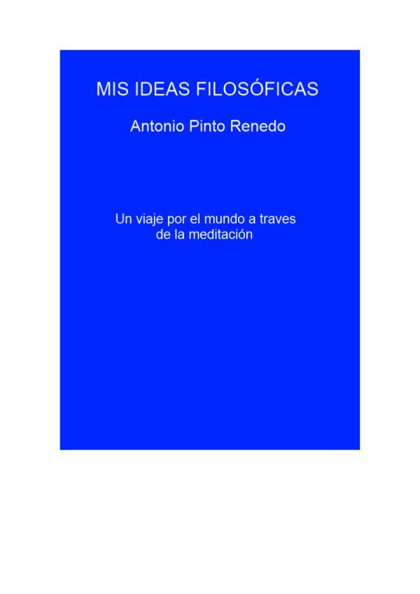 Mis ideas filosóficas Mis ideas filosoficas