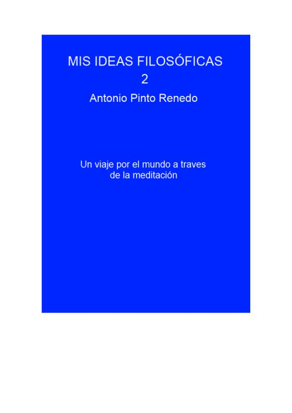 Mis ideas filosoficas 2 Mis ideas filosoficas-2