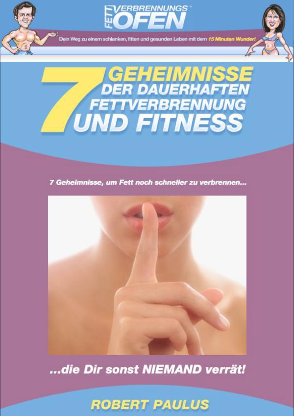 Der Fettverbrennungsofen Buch PDF Download Robert Paulus vollProgramm Erfahrungsbericht PDF