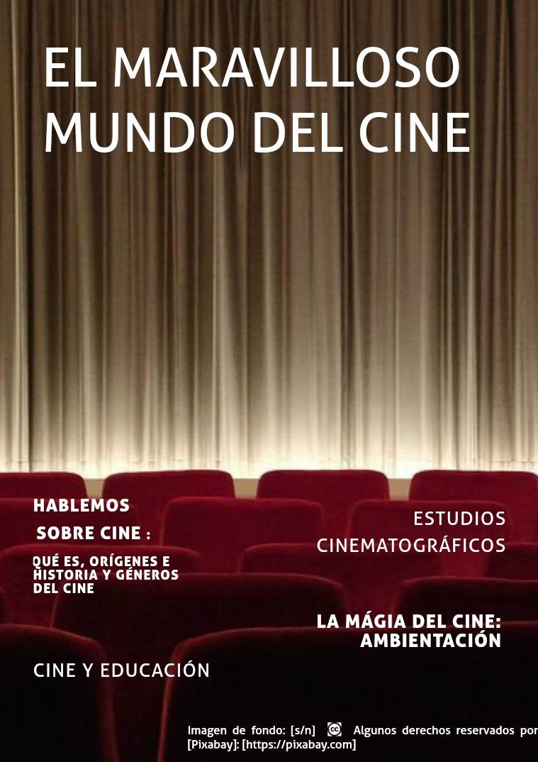 El maravilloso mundo del cine 1