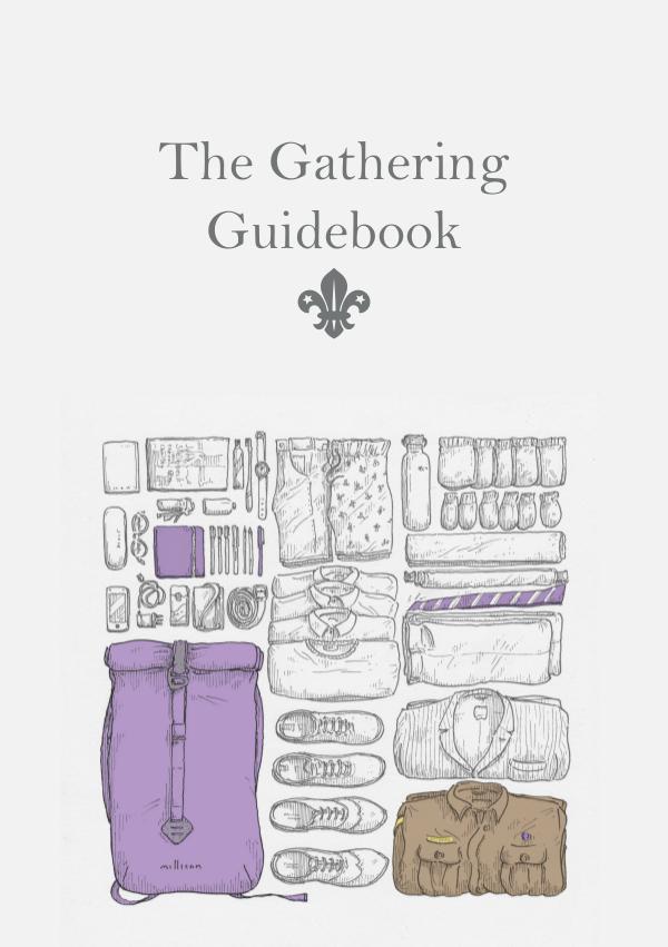 The Gathering Guidebook Gatherings Guidebook