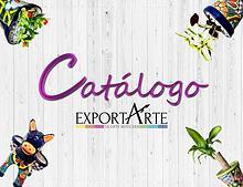 Catalogo Exportarte Mexico 2018