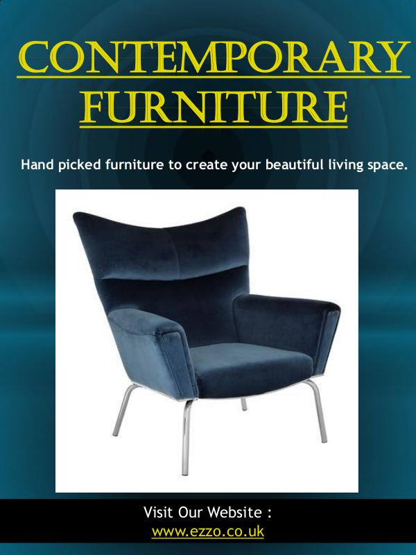 modern furniture Contemporary Furniture