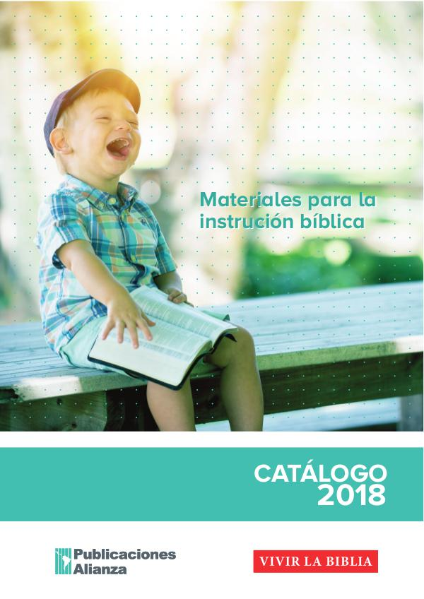 Mi primera revista CATALOGO2018-PALIANZA