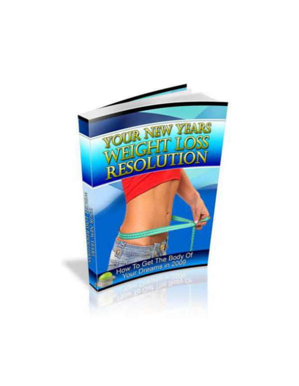 Your New Years Weight Loss Resolution™ by JayKay Bak PDF EBook JayKay Bak Your New Years Weight Loss Resolution