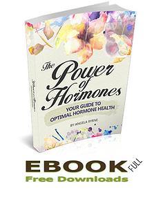 The Power of Hormones EBook PDF Free Download | Angela Byrne