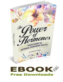 The Power of Hormones EBook PDF Free Download | Angela Byrne