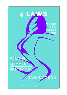 4 Laws For The Slimmer Better You By Jan Watson PDF EBook FREE