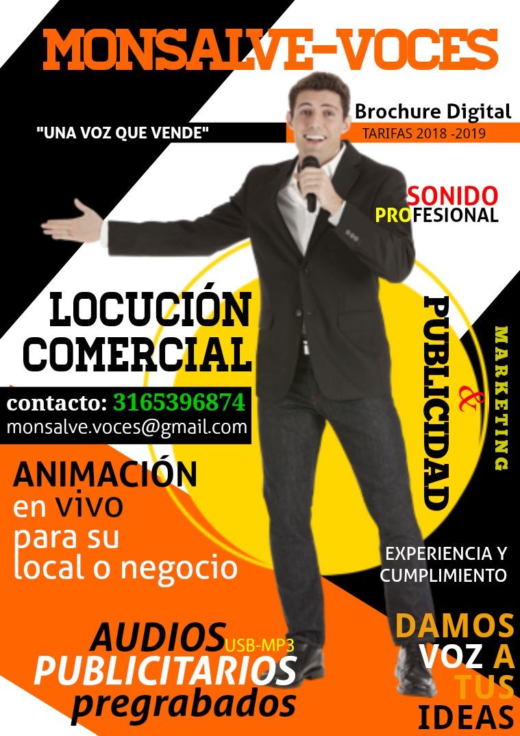 Mi primera revista VOZ COMERCIAL