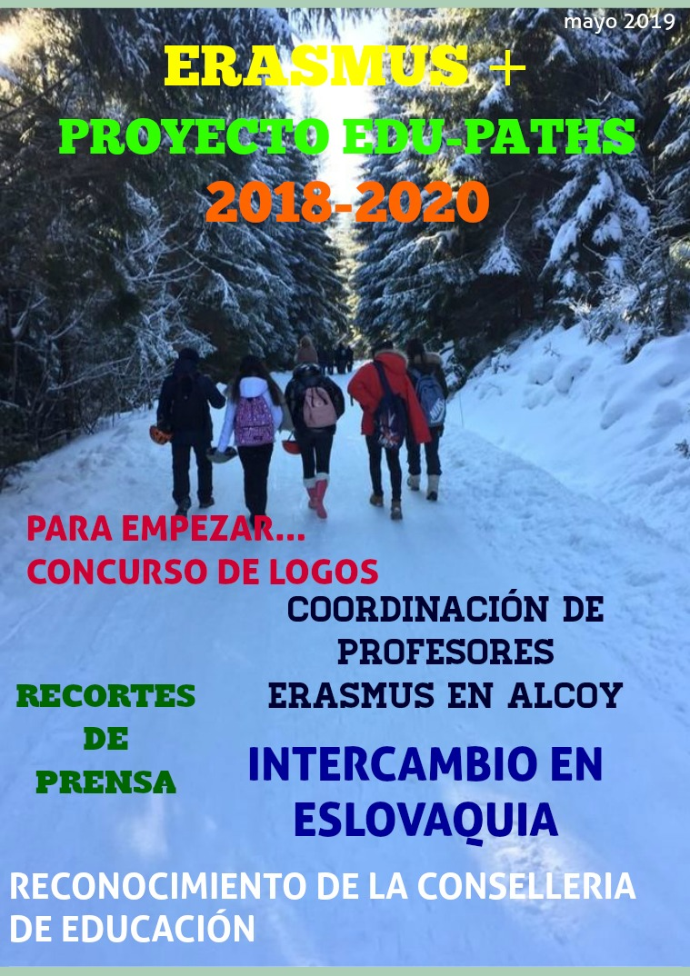 Edu-paths 1  SPAIN 1