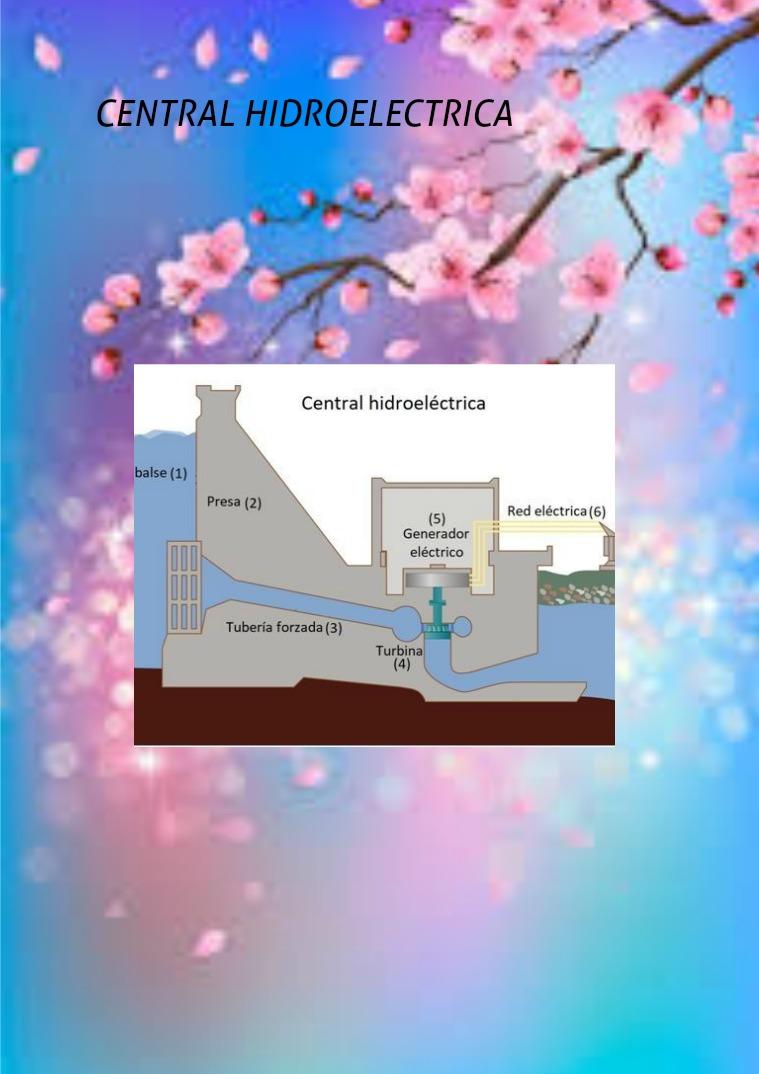 central hidroeléctrica CENTRAL HIDROELECTRICA