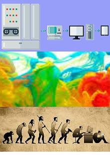 el hombre y las computadoras