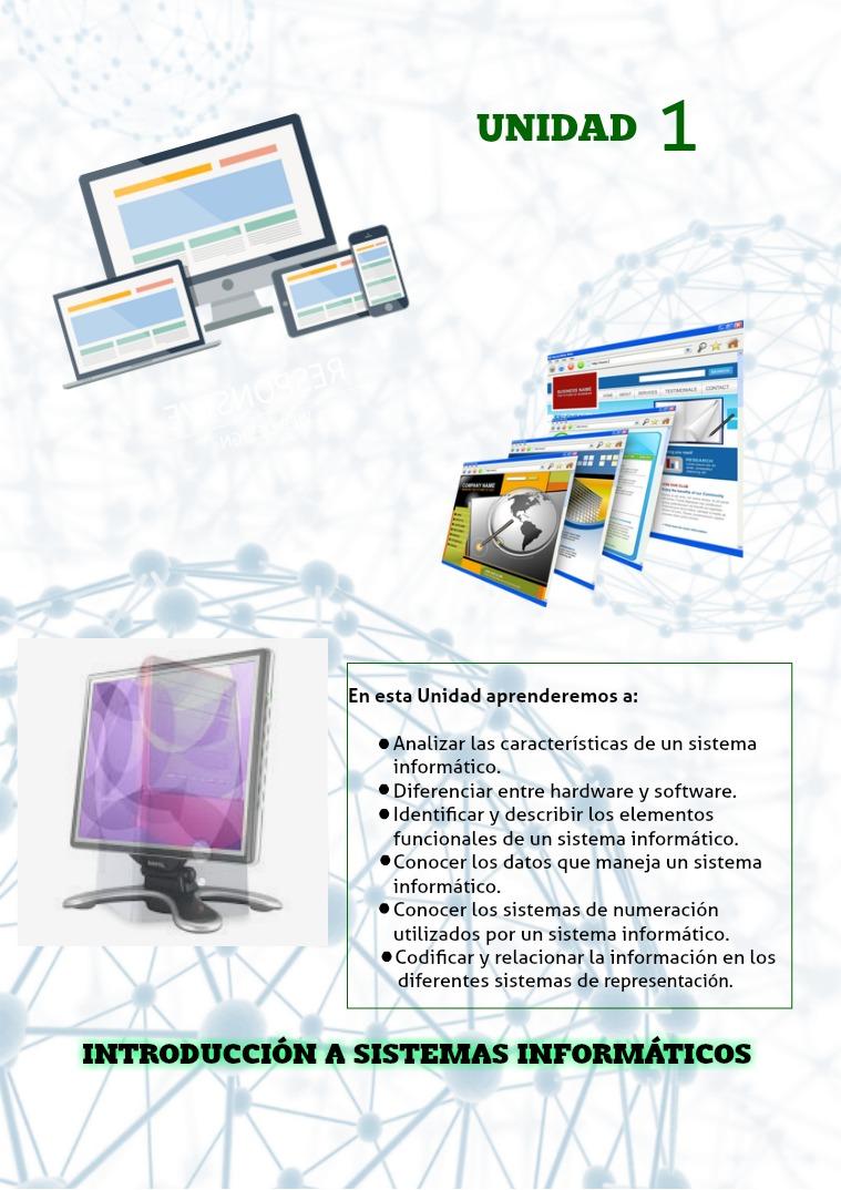 ACTIVIDAD 1 Introducción a Sistemas Informáticos