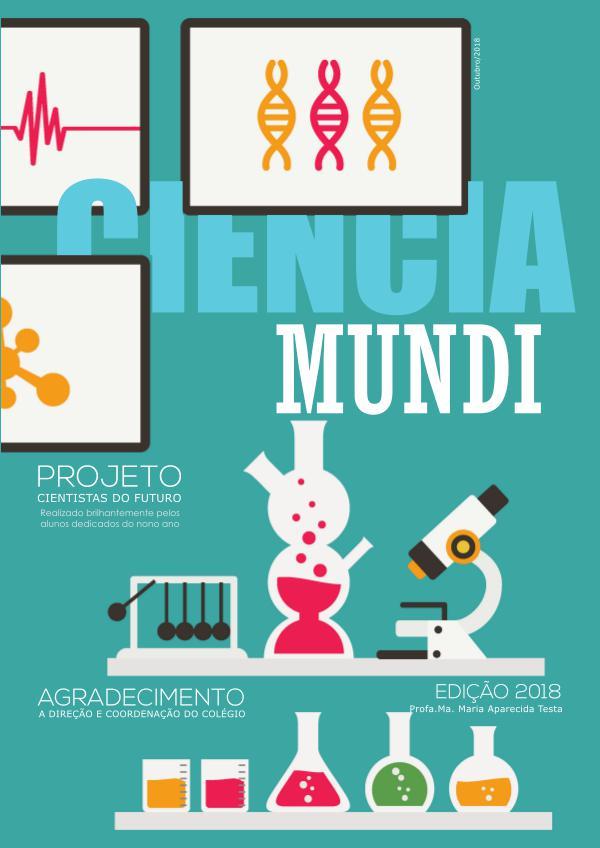 Ciências Mundi revista