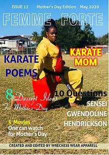 Femme Forte, Karate Mom