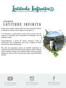 Mídia Kit - Latitude Infinita