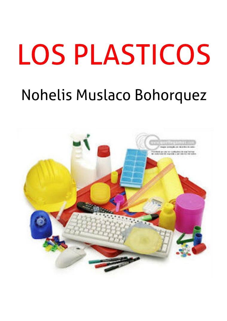 los plasticos LOS PLASTICOS