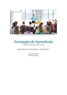 Ebook aprendizaje Adulto