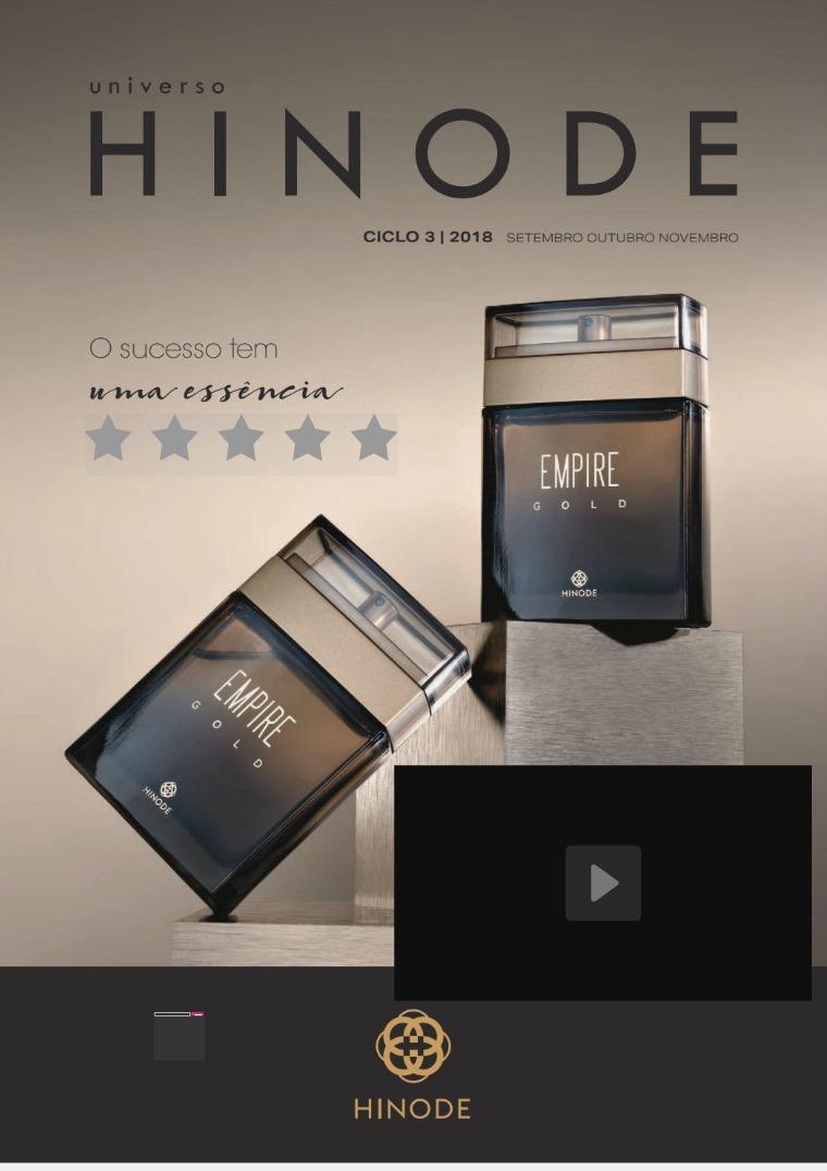 Catálogo Hinode 2018 C3 Catalogo Hinode 2018 C3