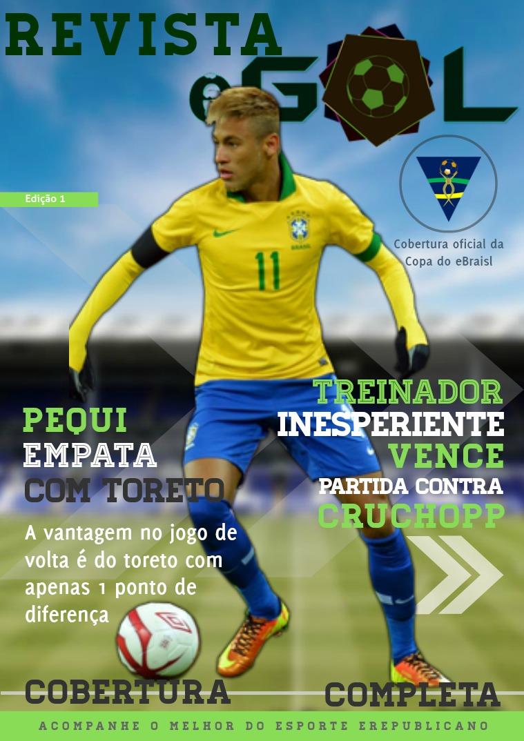 Revista eGol 1º Edição eGol