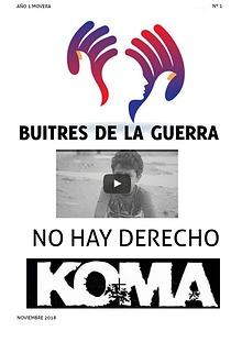 NO HAY DERECHO (LOS BUITRES DE LA GUERRA)
