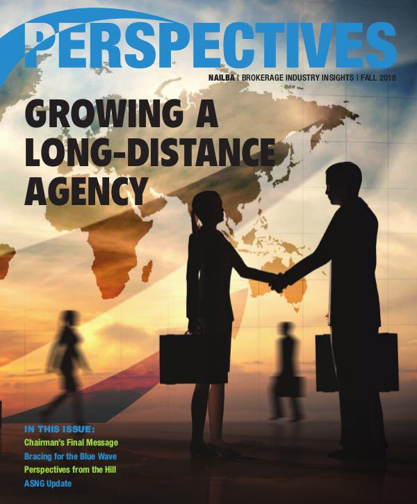 NAILBA Perspectives Perspectives Fall 2018