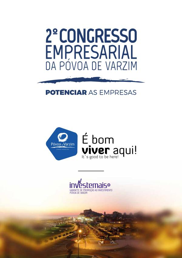 2º Congresso Empresarial da Póvoa de Varzim RevistaWeb