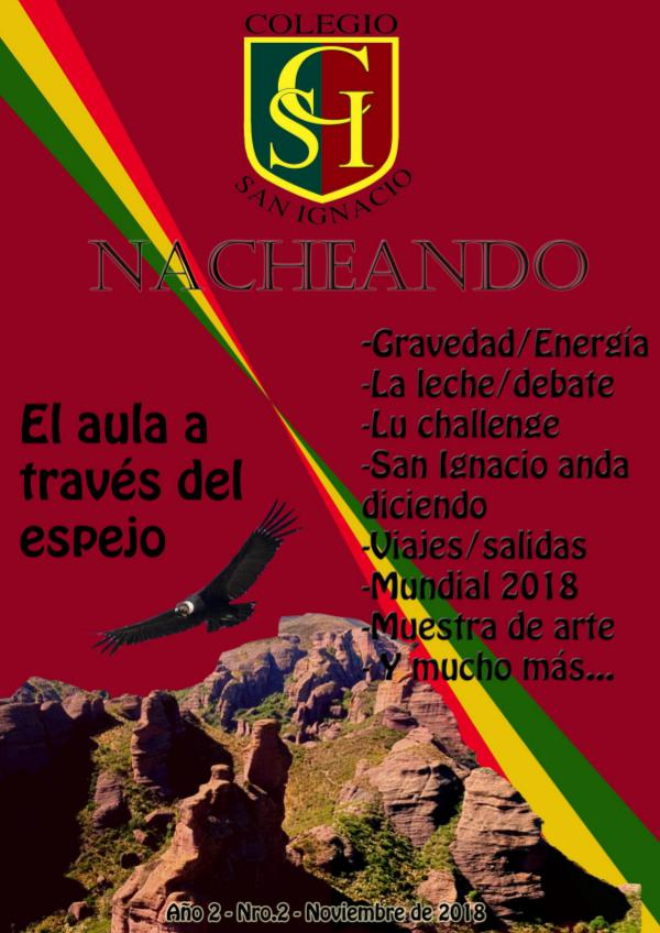 Revista Nacheando Nro2 NACHEANDO NRO 2 NOV 2018