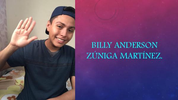 My magazine-Billy Anderson Zúniga Martínez Billy Anderson Zúniga Martínez