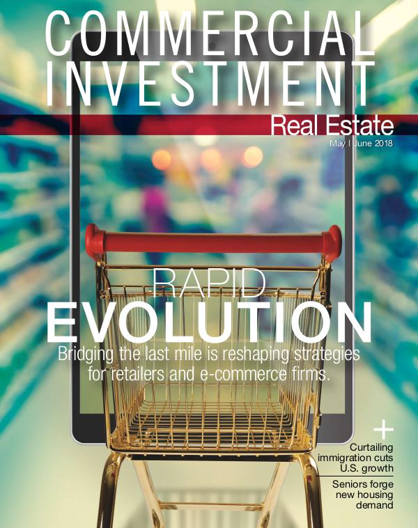 Commercial Investment Real Estate May/June 2018