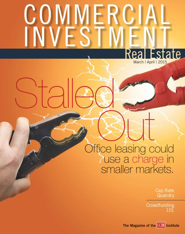 Commercial Investment Real Estate March/April 2015