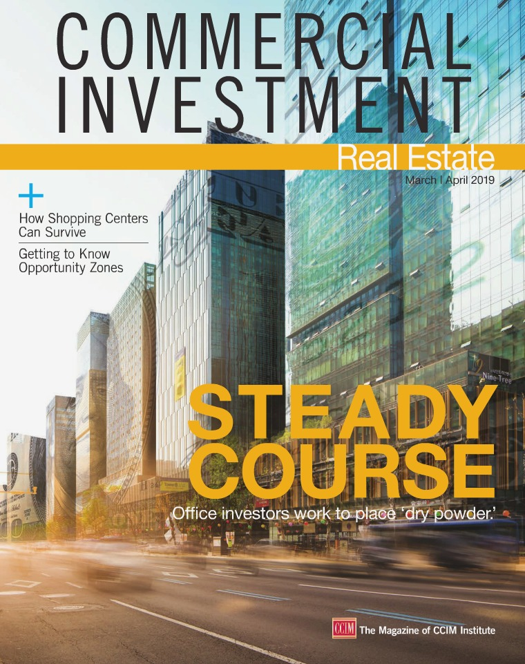 Commercial Investment Real Estate March/April 2019