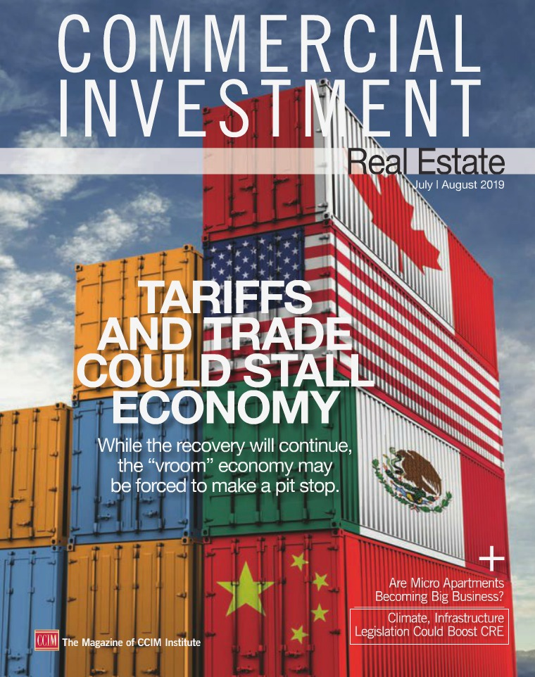 Commercial Investment Real Estate July/August 2019