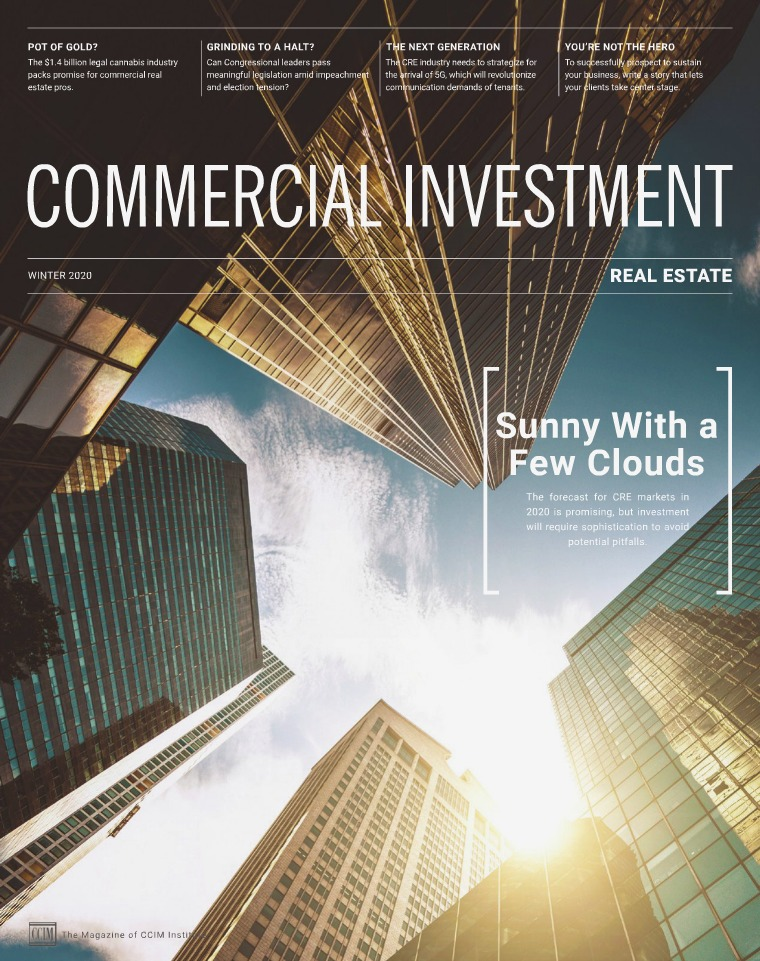 Commercial Investment Real Estate Winter 2020