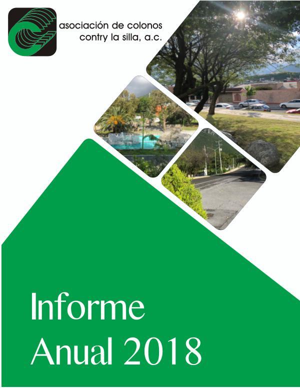 ACCS Informe Anual 2018