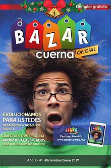 Revista Bazar Cuerna No. 1