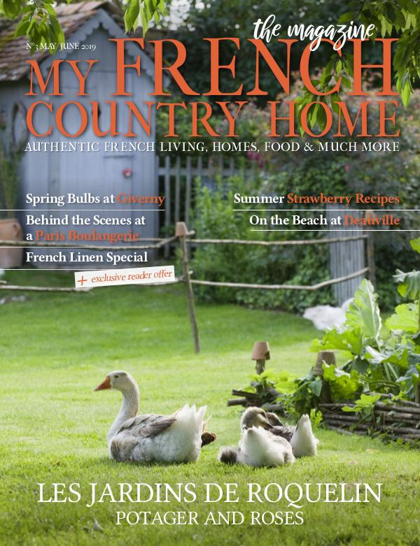 My French Country Home Magazine May/June 2019