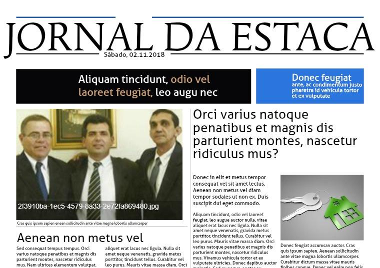 Jornal Estaca Garanhuns 1