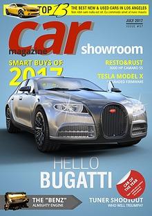 Minha primeira Revista