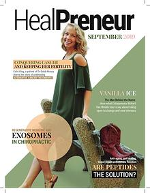 "HEALPRENEUR / SEPTEMBER ""Catie King"""