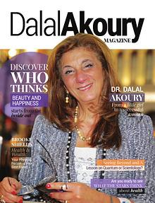 Dalal Akoury Special Edition Magazine