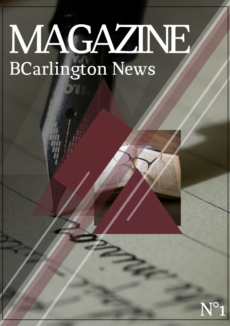 BCarlington News Magazine 1