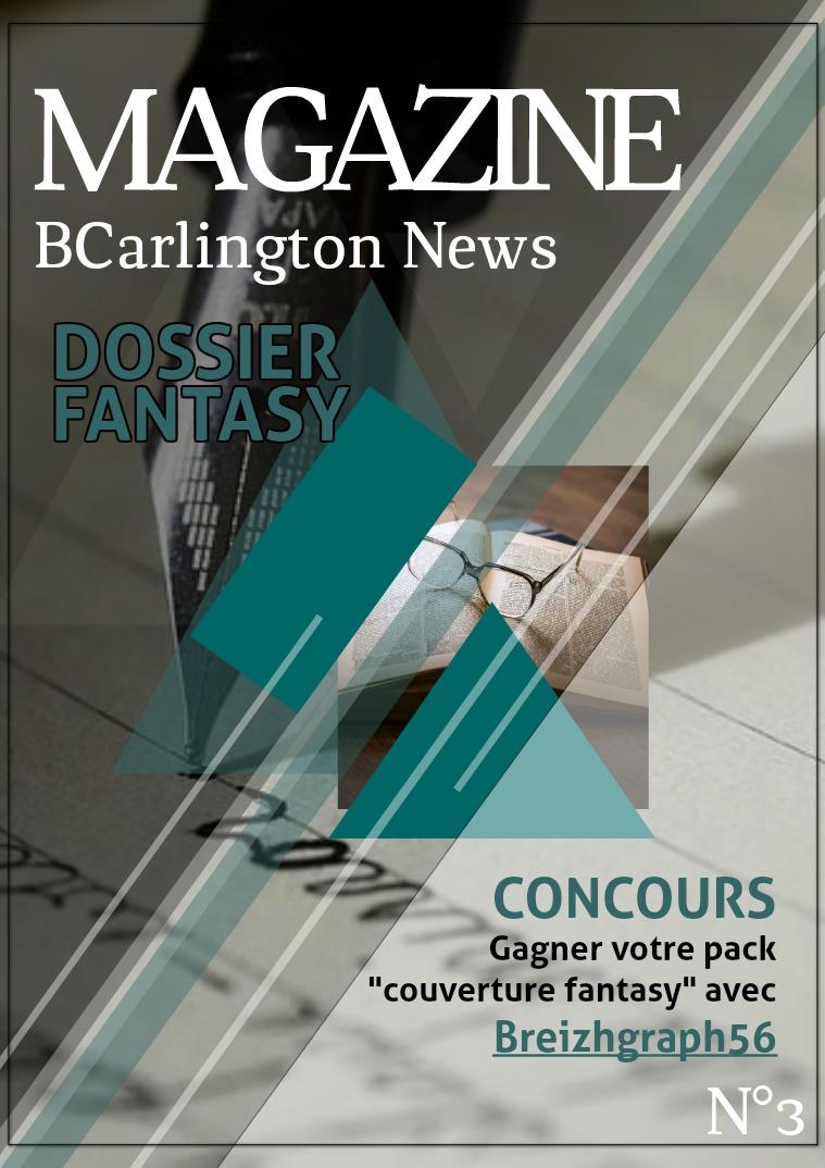 BCarlington News Magazine 3