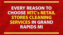Retail Stores Cleaning Services