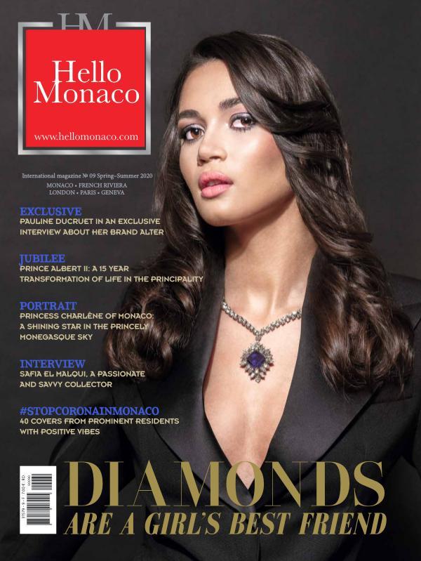 Hello Monaco #09 Spring–Summer 2020
