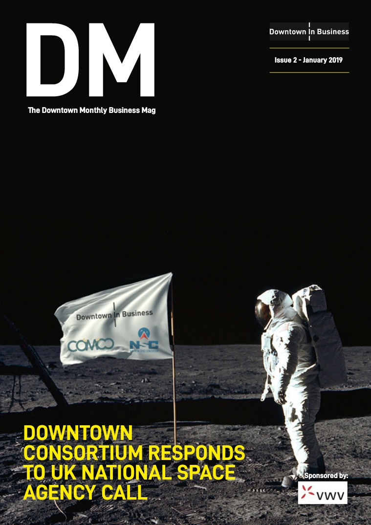 Downtown Monthly January 2019